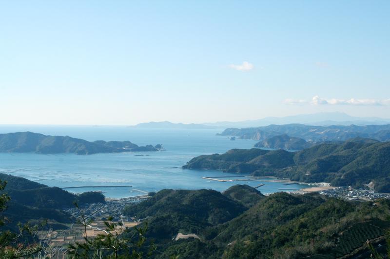 南北浦海岸